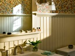 bathrooms with beadboard wainscoting beadboard in bathrooms
