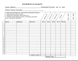 Fundraiser Order Form Template Excel Pin Order Form On Incoming Search Terms