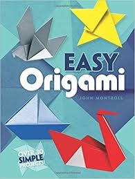Origami Pets - easy origami dover origami papercraft 30 simple projects
