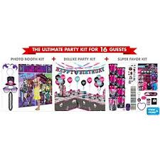 high party supplies high party supplies invitations decorations mattel shop