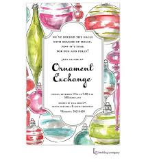 34 best ornament exchange invitations images on