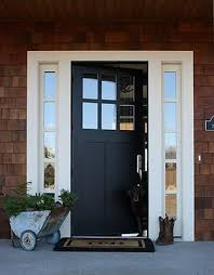 Black Front Door Ideas Pictures Remodel And Decor by 344 Best Front Door Decor Images On Pinterest Crafts Doors And Fall