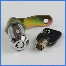 cabinet keyed cam lock 10 pieces 32mm widely popular keyed alike tubular key cam lock