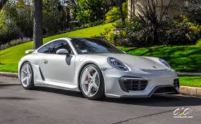 white porsche 911 caractere exclusive 911 carrera s