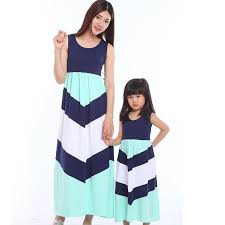 summer family clothes dresses womens