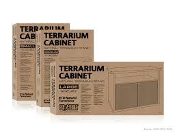 exo terra terrarium cabinet natural terrarium stand
