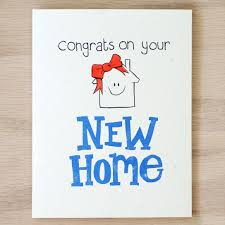 new home new home card on storenvy