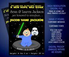 Star Wars Baby Shower Invitations - star wars baby shower invite pixlr tutorial star wars baby