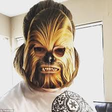 Wookie Halloween Costume Hilarious Video Mom Laughing Uncontrollably