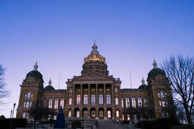 Iowa State Capitol by 2017 Legislative Session Iowa Public Radio