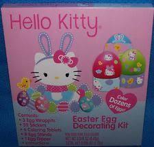 Star Wars Easter Egg Decorating Kit by Hello Kitty Easter Eggs Ebay