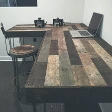 diy reclaimed wood table reclaimed wood desk diy reclaimed wood desk reclaimed wood table top