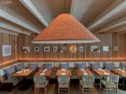 Interior Design Restaurants 70 Best Trend Restaurant Interiors Images On Pinterest