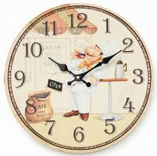 Modern Clocks For Kitchen by Keep Time Under Your Control While Cooking Kitchen Wall Clocks