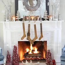 inspirational wedding fireplace mantel decorating ideas photo as