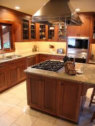 kitchen with stove in island enthralling kitchen island oven houzz with cooktop ideas