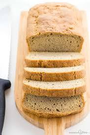 Coconut Flour Bread Recipe For Bread Machine Easy Low Carb Bread Recipe Almond Flour Bread Paleo Gluten Free