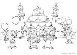 mosque 28 buildings and architecture u2013 printable coloring pages