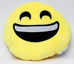 clean emoji amazon com emoji pillows plush cushion with various emoticon