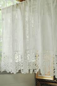 Battenburg Lace Kitchen Curtains by 100 Battenburg Lace Cafe Curtains Kitchen Window Curtains