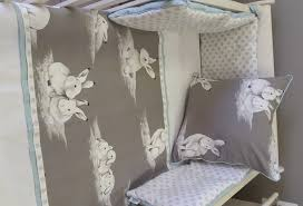 Baby Duvet Baby Linen Cot Bumpers Studio Collection Nursery Fabric And