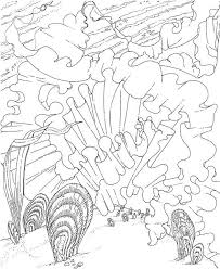 sea plants coloring pages 116 best coloring images on pinterest ocean life under the sea