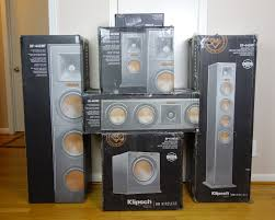 klipsch reference home theater system klipsch reference premiere hd wireless speakers review high def