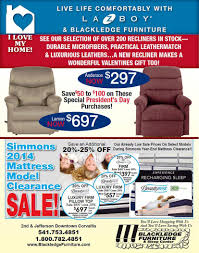 Presidents Day Furniture Sales by Blackledge Furniture Best Value For Furniture Mattresses