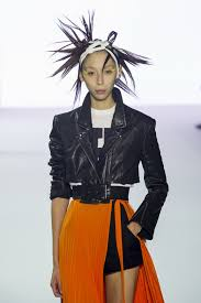 Beauty Garde The 10 Most Creative Beauty Moments From Fashion Month I D