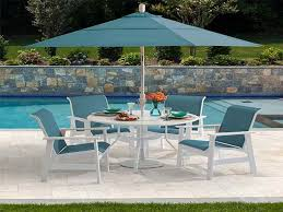 Patio Table And Umbrella Outdoor And Patio Furniture Categories Fortunoff Backyard Store