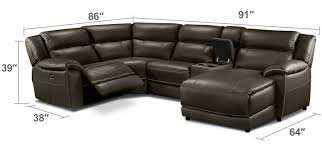 hold on to comfort the holton sectional allows you to keep
