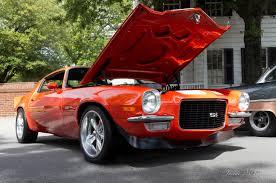 73 split bumper camaro pro touring style 1970 camaro ss with split bumper option