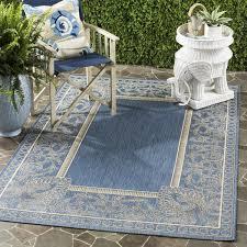 9 X 12 Outdoor Rug Safavieh Abaco Blue Indoor Outdoor Rug 9 X 12 9 X