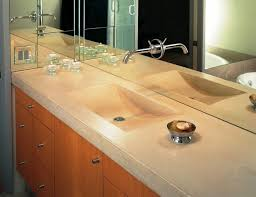 shallow kitchen sink bathroom sink narrow depth vanity short cabinets inside shallow