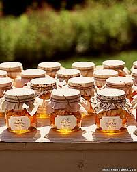 honey favors almond honey favors martha stewart