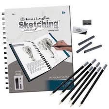 royal brush sketching made easy sketching kit