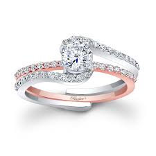 Rose Gold Wedding Rings For Women by Rose Gold Wedding Rings Set Best 25 Unique Wedding Bands For Women