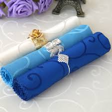 cheap wedding napkins get cheap wedding napkins cloth aliexpress alibaba