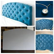 How To Tuft A Headboard by Awesome How To Make Buttoned Headboard 53 With Additional