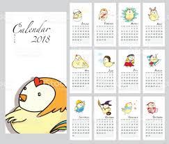 calendar planner template 2018 year week starts sunday