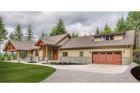 Craftsman Ranch Home Plans Craftsman House Plans Heartfall 10 620 Associated Designs
