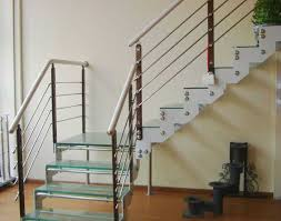Glass Stair Banisters 33 Glass Staircase Design Ideas Bringing Contemporary Flare Into