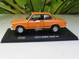 bmw 2002 model car bburago 1 32 diecast model car 1972 end 11 21 2017 9 37 pm