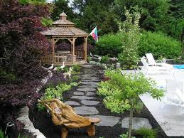 Cheap Backyard Landscaping by 102 Best Outdoor Paths Images On Pinterest Landscaping