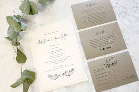 wedding invitations by paper fusion one day wedding fair