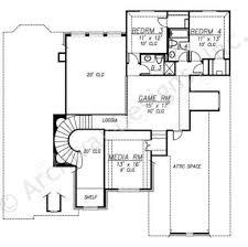 avondale 3 000 sq ft house plans luxury house plans