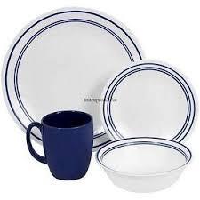 corelle dinnerware set ebay