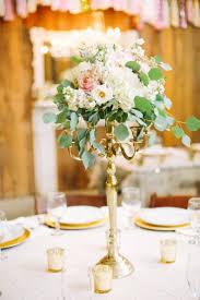 wedding centerpieces candelabras with flowers best 25 candelabra