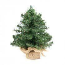small artificial trees decorations