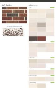 jefferson wade tudor 6042 red brick general shale behr